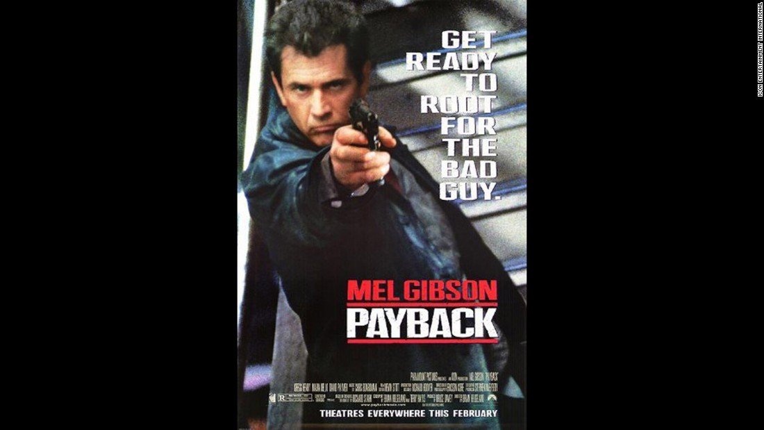 "<strong>""Payback"" (1999)</strong>: Mel Gibson portrays a man who plots revenge after being betrayed by those he loves. <strong>(Amazon Prime) </strong>"