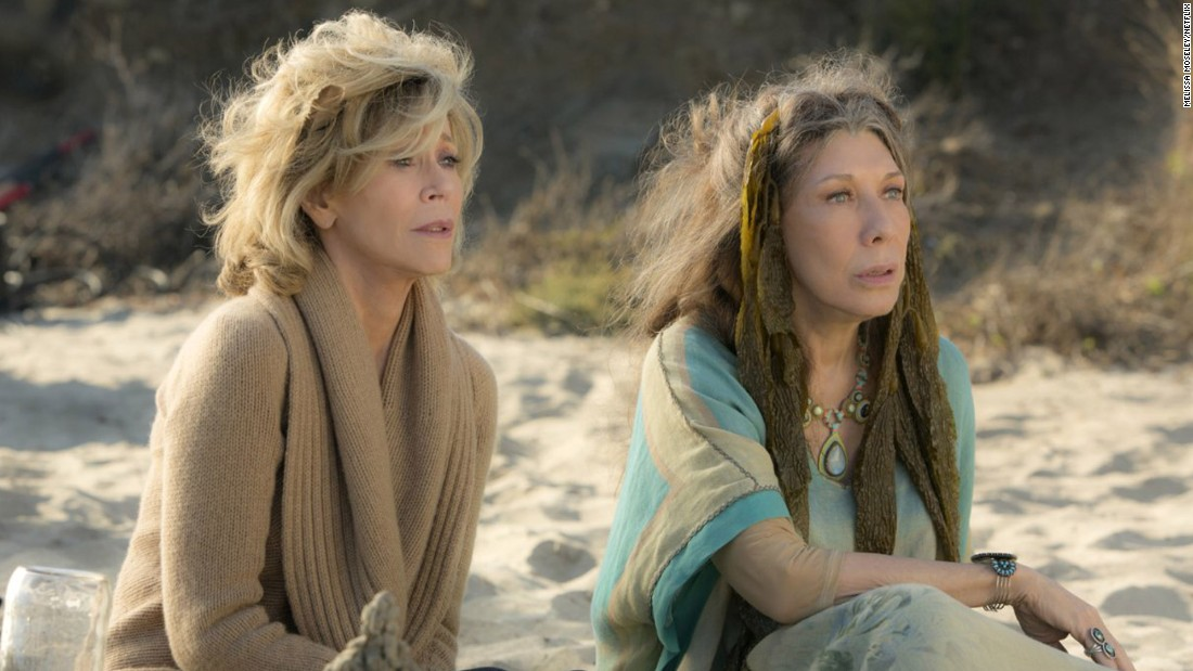 "<strong>Netflix </strong>is bringing two comedic forces of nature together in May with its premiere of the original series <strong>""Grace and Frankie,""</strong> starring Jane Fonda and Lily Tomlin as two women forced to reinvent their lives. Here's what else is streaming that month:"