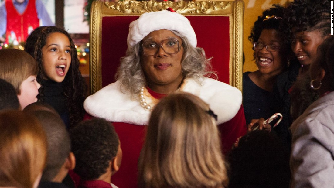 "<strong>""Tyler Perry's A Madea Christmas"" (2013)</strong> : Perry's alter ego gets into the holiday spirit in this comedy. <strong>(Netflix, Amazon Prime) </strong><br />"