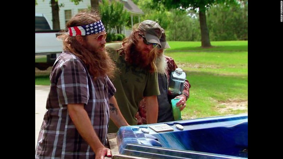 "<strong>""Duck Dynasty"" (new collection): </strong>The hit A&E reality series follows the Robertsons, who have carved a business empire in the Louisiana bayou with a line of duck calls and decoys. <strong>(Netflix) </strong>"