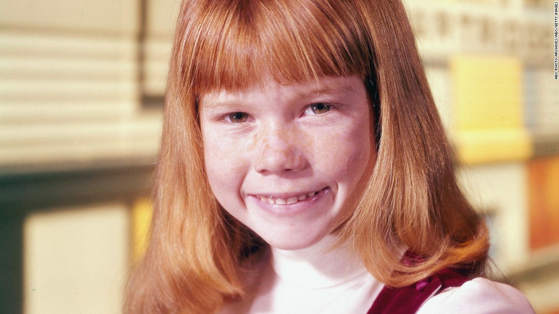 "<a href=""http://www.cnn.com/2015/04/28/entertainment/feat-suzanne-crough-death/index.html"" target=""_blank"">Suzanne Crough</a>, who played Tracy, the youngest daughter on ABC's ""The Partridge Family,"" died unexpectedly in her Nevada home on April 27. She was 52."
