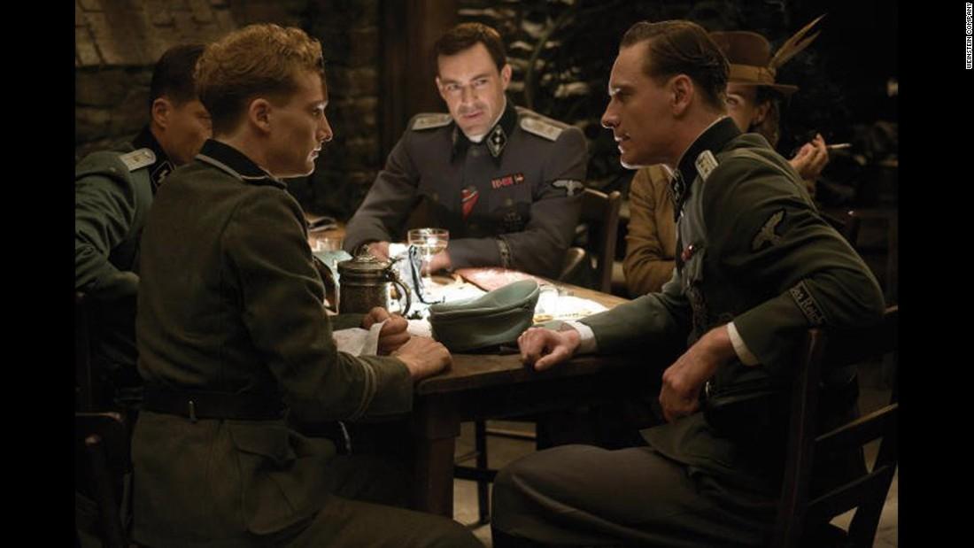 "<strong>""Inglourious Basterds"" (2009):</strong> A Jewish cinema owner in occupied Paris is forced to host a Nazi premiere in this Quentin Tarantino-directed film. <strong>(Netflix) </strong>"