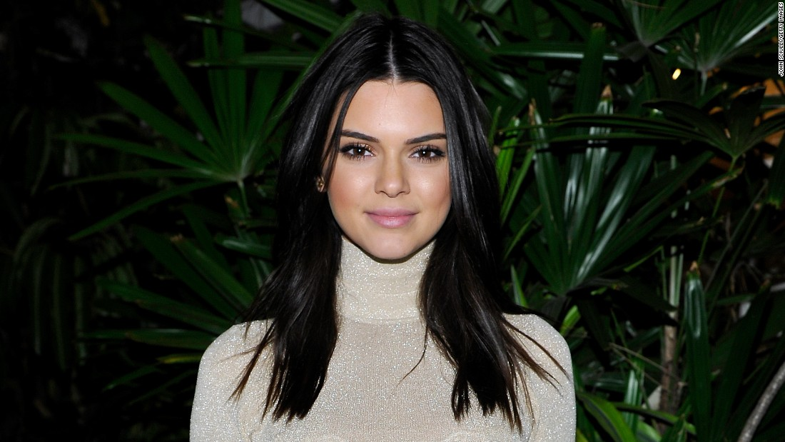 "Reality television star and model Kendall Jenner -- who is also the daughter of Bruce Jenner -- came in second on the  ""FHM 100 Sexiest Women in the World"" list."