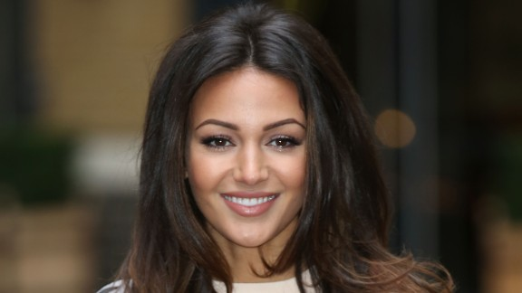 British actress Michelle Keegan was named the world's sexiest woman in FHM in 2015.
