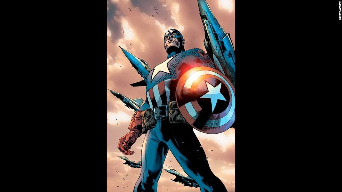 "The highly-anticipated sequel ""Avengers: Age of Ultron"" makes use of a number of Marvel Comics characters, chief among them, Captain America, who made his debut nearly 75 years ago. These Marvel characters also are featured in the movie."