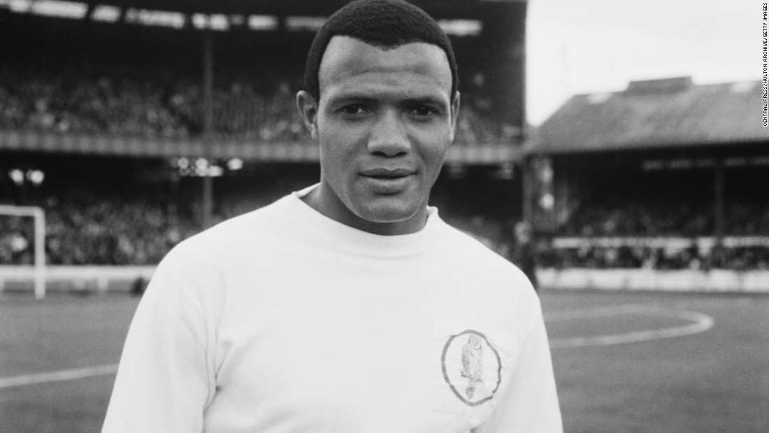 Albert Johanneson made 200 appearances for Leeds United after arriving in England from Apartheid South Africa in 1961. This Saturday, English football will remember the first black player to appear in an FA Cup final.