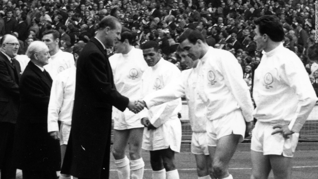 Johanneson played in the 1965 FA Cup final where Leeds suffered a 2-1 defeat by Liverpool. He was the first black player to appear in the final in the competition's history.
