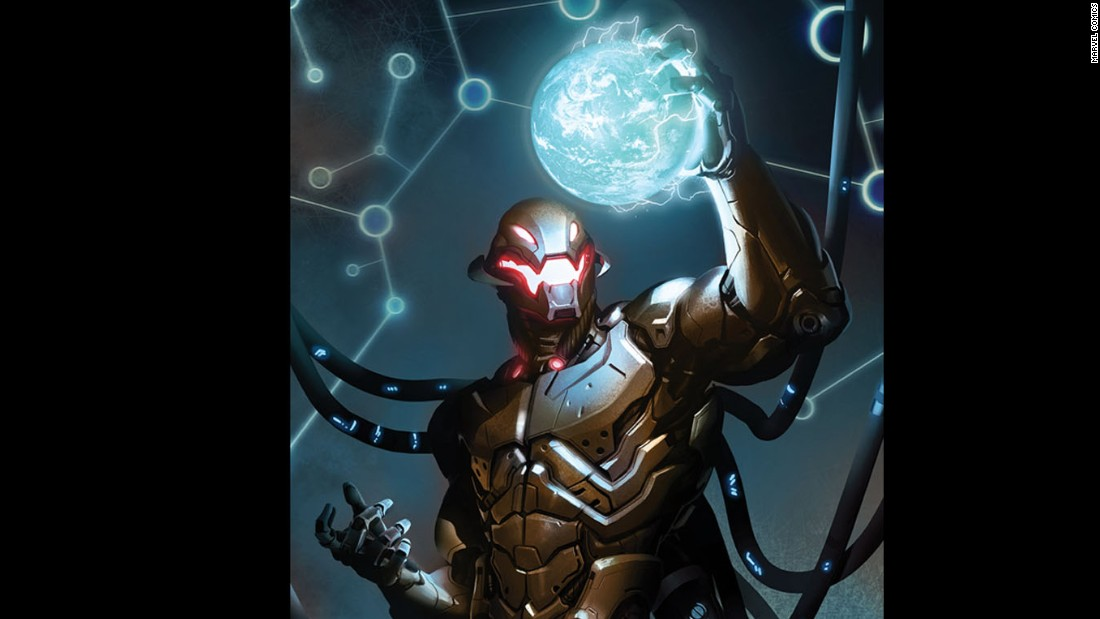 Ultron is one of the most dangerous villains in Marvel Comics, since 1968.