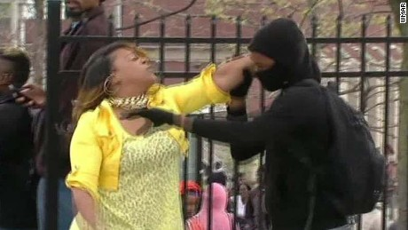 ac intv cooper baltimore son slapped by mother riot_00003510