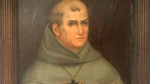 Pope Francis canonized St. Junipero Serra during his visit to the U.S. Serra is credited with founding several missions in California that were created to spread the Christian gospel to the native peoples of that part of North America. Some Native Americans oppose Serra's canonization; they say his work contributed to the oppression of their ancestors.