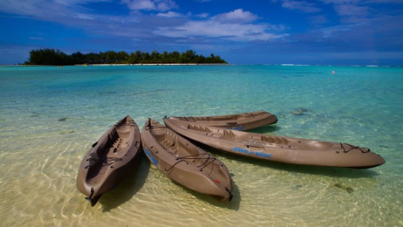 The beautiful Cook Islands are now the world's fattest country, with more than half the adults classified as obese.