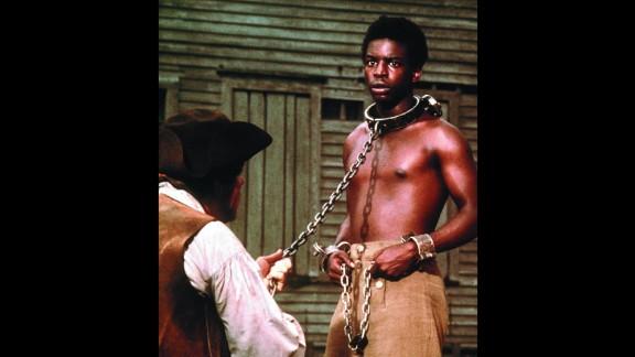 LeVar Burton in Roots original mini-series(1977)