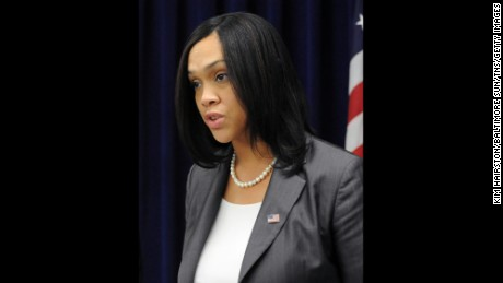 Prosecutor in Freddie Gray case: I'm not anti-police