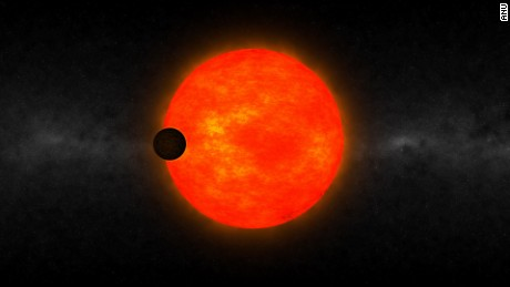 Australian astronomers have discovered a strange exoplanet orbiting a small cool star -- HATS-6 -- 500 light years away.