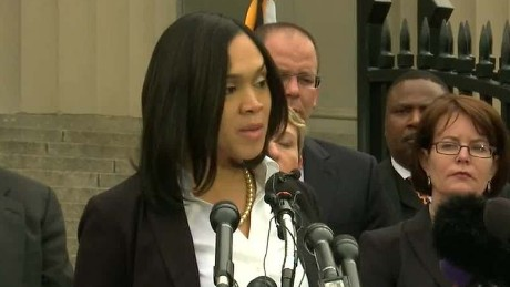 State's attorney: Freddie Gray's death was a homicide