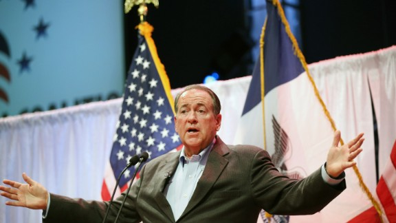 "In 2008, he debuted a weekend show for Fox News titled ""Huckabee."" He ended the program in early 2015."