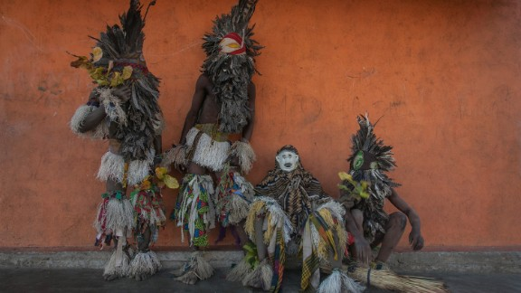 In 2010, photographer Vlad Sokhin gained rare access to the rituals and practices of the Nyau brotherhood, a secret society of the Chewa people that exists in communities in Mozambique, Malawi and Zambia. He reveals how he managed to infiltrate, and ultimately join, this secret group. Photographs by Vlad Sokhin.