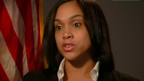 Mosby: I understand the sacrifice police officers make
