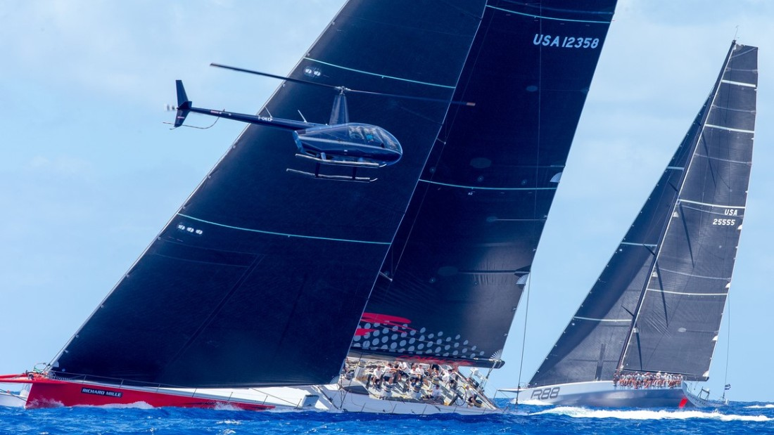 "Comanche, which has a 21-strong crew, was fourth of the four Maxi entries on a tiebreak after finishing level on points with Bella Mente and Lucky. Its skipper Ken Read told reporters the state-of-the-art vessels were ""changing how we look at sailing."""