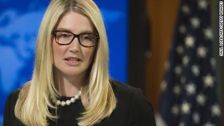 En blond diplomat i washington