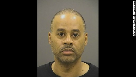 "Officer Caesar R. Goodson, Jr., 47, drove the transport van carrying Freddie Gray. ""Despite stopping for the purpose of checking on Mr. Gray's condition, at no point did he seek nor did he render any medical assistance for Mr. Gray,"" said Baltimore State's Attorney Marilyn Mosby on May 1, 2015.  Goodson, with the Baltimore Police Department since 1999, was charged with second-degree depraved-heart murder, involuntary manslaughter, second-degree assault, two counts of manslaughter by vehicle and misconduct in office."