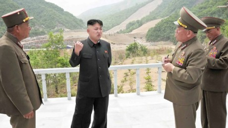 On GPS: The enigma of Kim Jong Un
