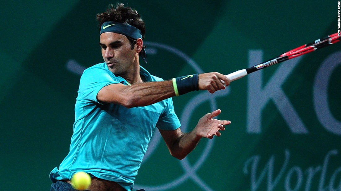Seventeen-time grand slam tennis champion Roger Federer is valued by some at $300m.