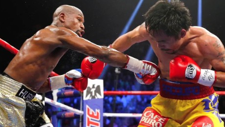 Pacquiao and Mayweather each face legal troubles