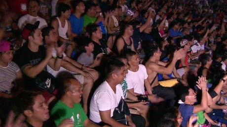 Fans in the Philippines saddened by Pacquiao's loss