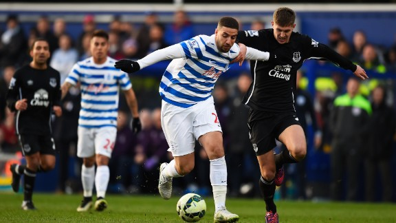 "Moroccan footballer Adel Taarabt of English team QPR was accused by his former manager Harry Redknapp of being ""about three stone (19 kg or 41 lbs) overweight"" last year, although his BMI of 24 was considered normal."