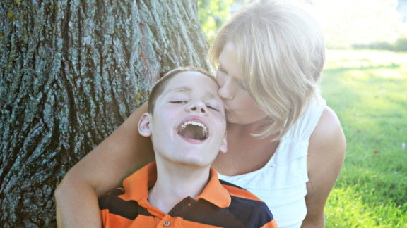 """""""I lost my 12-year-old son, Zach, on Mother"""