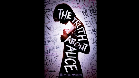 """Jennifer Mathieu, who wrote """"The Truth About Alice,"""" is the newly minted teen choice debut author."""