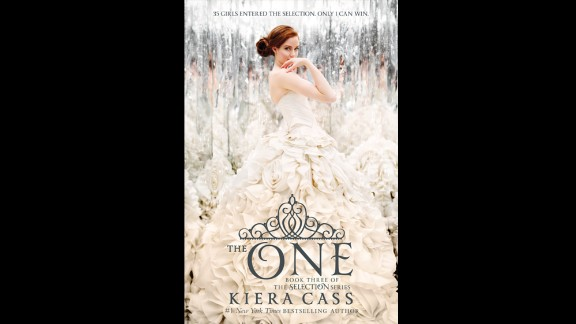 """""""The One"""" by Kiera Cass was named the teen book of the year."""