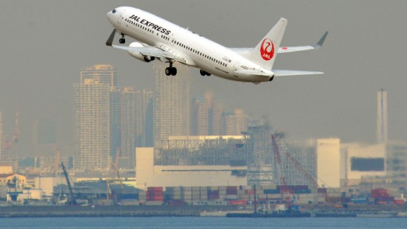 <strong>6. Japan Airlines:</strong> While its 85.27% punctuality placed Japan Airlines sixth place overall, it came out top in the Mega Airlines category: the world's Top 20 operators globally in terms of scheduled flights in 2017.<br />