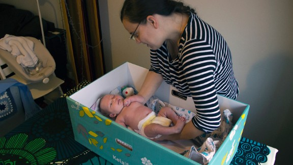 2. Finland came in second place in the global report, which ranks countries on maternal health, children's well-being, educational status, economic status and political status.