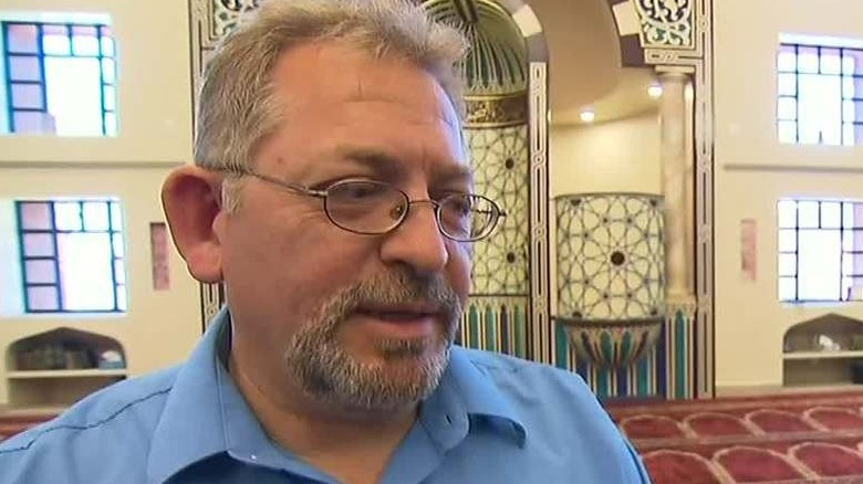 Mosque president 'shocked' by Garland shooting