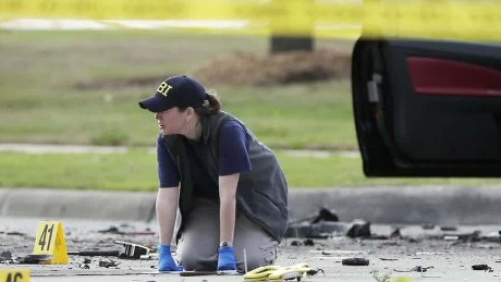 ISIS claims responsibility for Texas attack