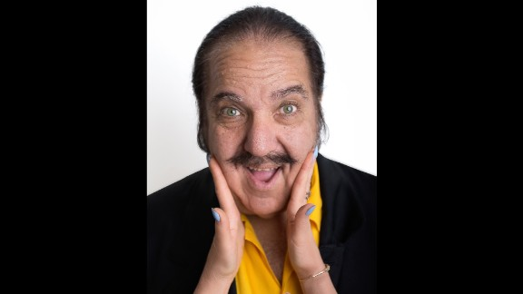 Ron Jeremy is one of the busiest men in porn, but he
