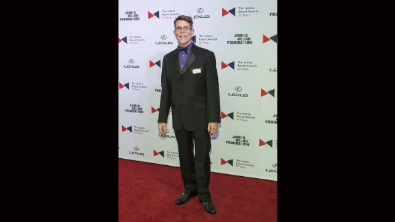 Chef Rick Bayless attends the 2015 James Beard Awards at Chicago