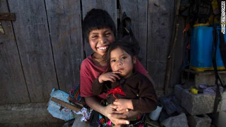 All children deserve the right to realize their potential. Chronic malnutrition is not only robbing Guatemala of human capital, but also robbing children of their futures.