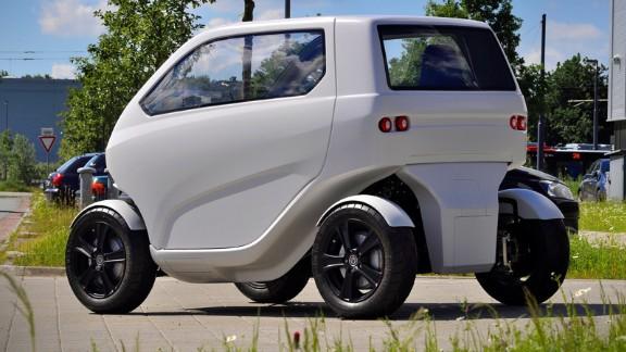 EO2 smart car.