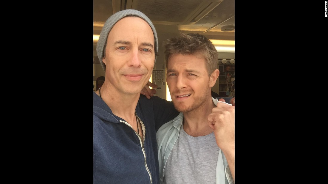 """Seriously, on a scale of great to great, how great is @RickCosnett?"" ""The Flash"" star Tom Cavanagh asked about his co-star on Wednesday, April 29, <a href=""https://twitter.com/CavanaghTom/status/593509666539180032"" target=""_blank"">on Twitter</a>. ""Haha, rhetorical: he's great. #theFlash #Thawnes"""