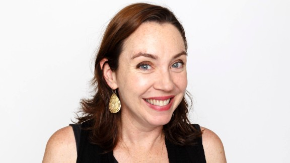 Actress Stephanie Courtney, known as Flo in commercials for Progressive Insurance, spoke at Binghamton University's commencement on May 17. Courtney graduated from the Binghamton, New York, university in 1992.