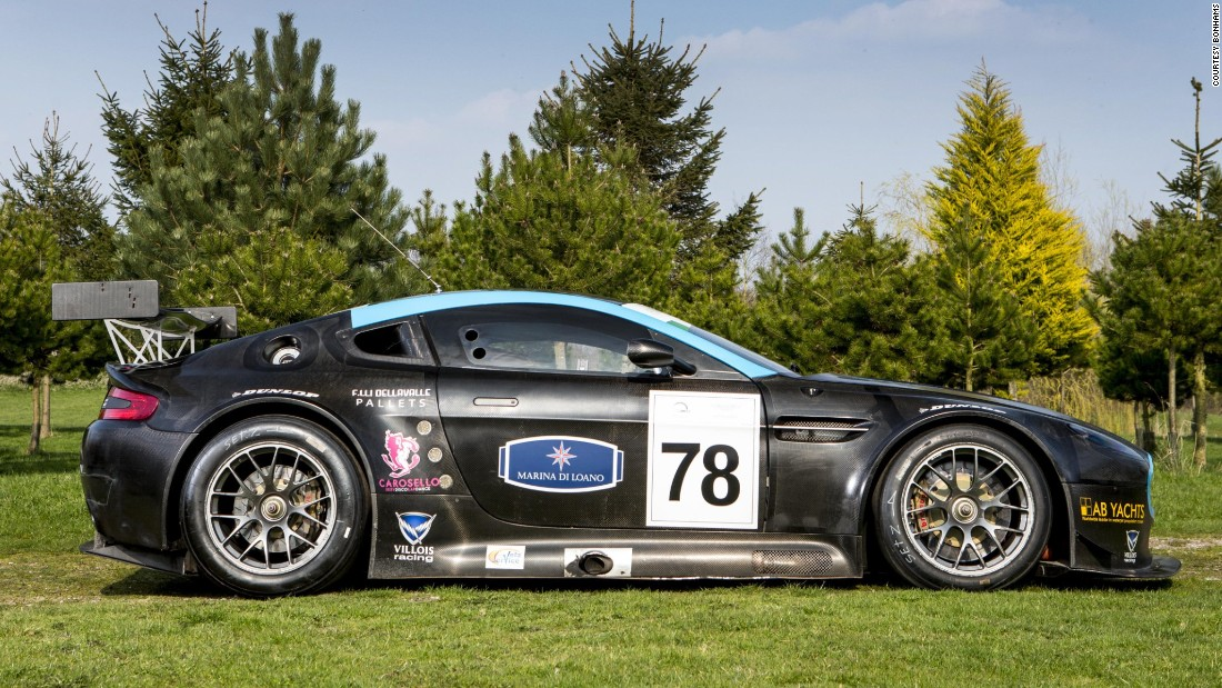 One of only three surviving cars from a series of ten, this particular one has won a supporting race at Le Mans. It is in full working order and eligible for the British Endurance Championship. The price? Expected to be between $170,000 and $200,000.
