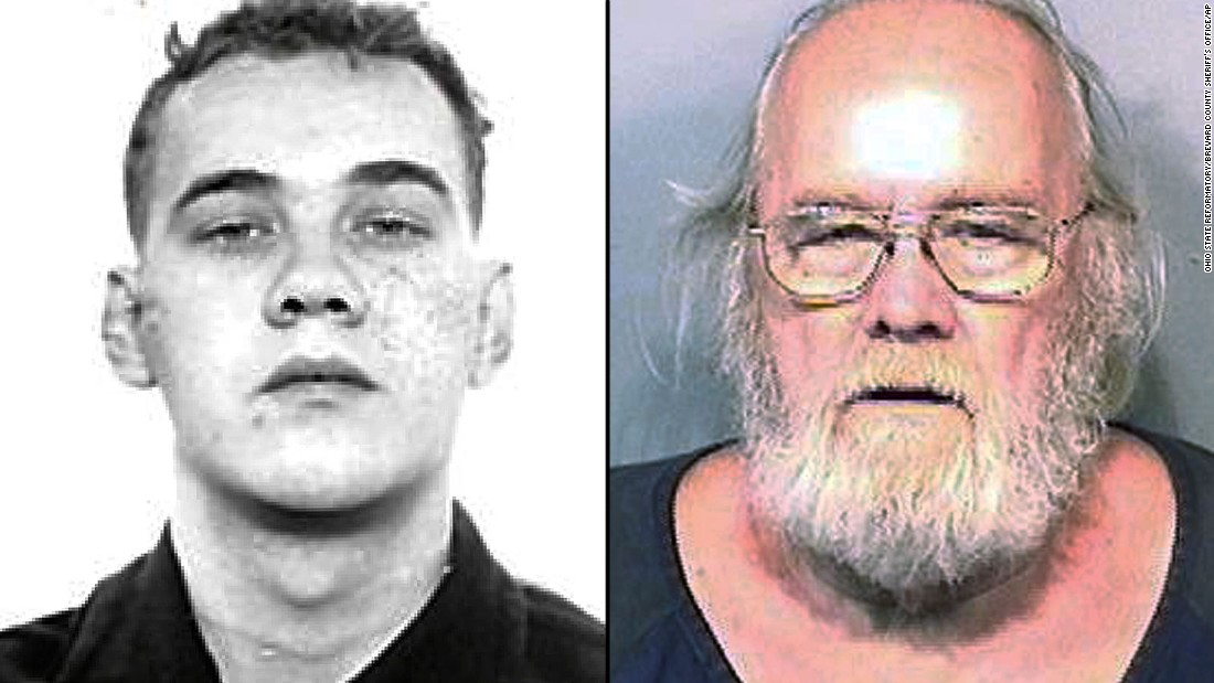 Frank Freshwaters caught after 56 years on the lam - CNN