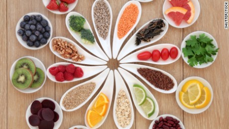 Healthy diet may improve memory, says study