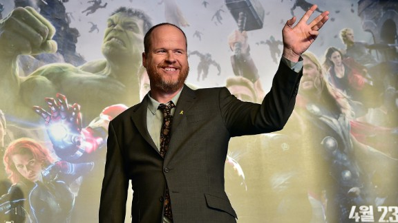 "Director Joss Whedon thanked users on Twitter in May 2015 before unceremoniously shutting down his feed. This led to speculation that abusive complaints about Black Widow's role in the movie ""Avengers: Age of Ultron"" caused him to quit. But Whedon told Buzzfeed he left Twitter because he didn't want it to distract from his next project. ""I just had a little moment of clarity where I'm like, You know what? If I want to get stuff done, I need to not constantly hit this thing for a news item or a joke or some praise, and then be suddenly sad when there's hate and then hate and then hate."""
