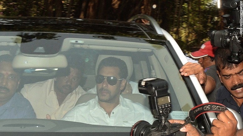 Bollywood star found guilty in fatal hit-and-run