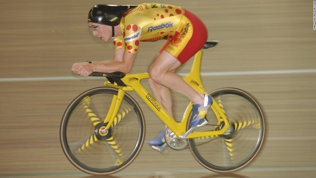 9f57678ef66 That milestone remained unbroken until the next decade, when Graeme Obree  set 51.596 km in