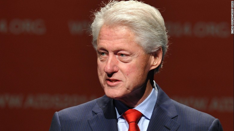 Bill Clinton says CGI funding accusations 'won't fly'
